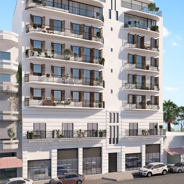 7 Shalma Road, Tel Aviv